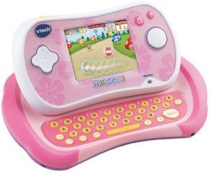 VTech 80-135854 - MobiGo 2 pink inkl. 2 Lernspiele