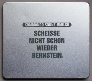 Scheisse Nicht Schon Wieder Bernstein (lim.Ed.)