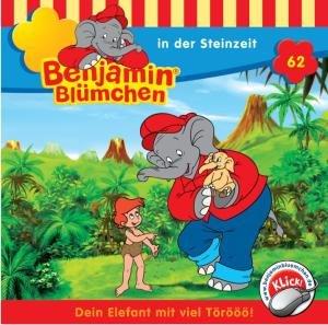 Benjamin Blümchen 062 ... in der Steinzeit