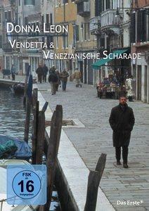 Donna Leon: Venezianische Scharade / Vendetta