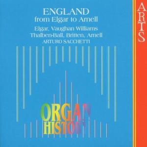 England-From Elgar To Arnell