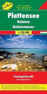 Plattensee 1 : 150 000