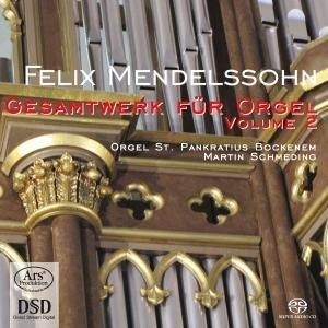 Gesamtwerk Für Orgel Vol.2