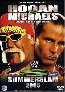 WWE - Summerslam 2005