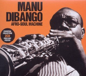 Afro-Soul Machine-Essential Collection