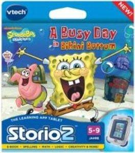 VTech 80-230704 - SpongeBob: Storio Lernspiele