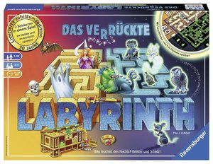 Ravensburger Das verrückte Labyrinth - 30 Jahre Jubiläumsausgabe