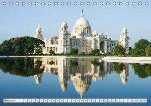 Zwischen Tradition und Moderne: Indien (Tischkalender 2016 DIN A