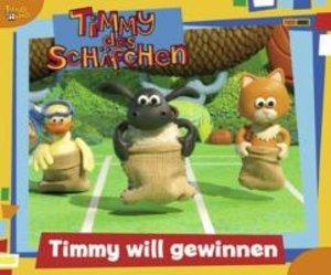 Timmy, das Schäfchen. Geschichtenbuch 01