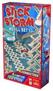 Goliath 80518006 - Stick Storm Refill Set, 150 Stck. Nachfüllpac