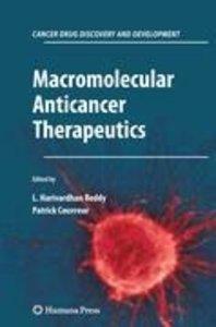 Macromolecular Anticancer Therapeutics