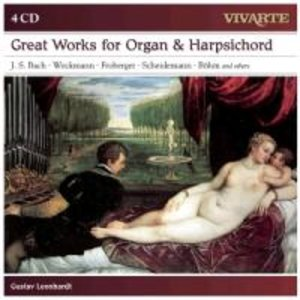 Great Works for Organ & Harpsichord