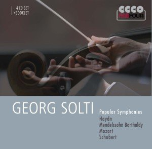 Georg Solti-Popular Symphonies