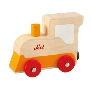 Sevi 82503 - Waggon für Holz-Figuren-Zug