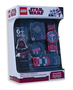 LEGO® Kinderuhr Star Wars - Darth Maul