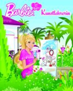 Barbie Malerin