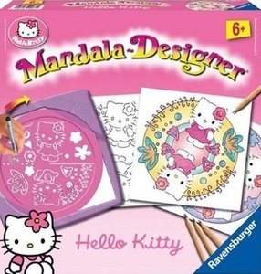 Ravensburger 29982 - Hello Kitty - Mandala Designer