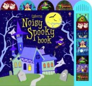 Noisy Spooky Book