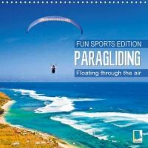 Fun sports edition: Paragliding - Floating through the air (Wall