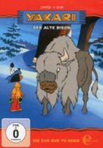 (6)DVD z.TV-Serie-Der Alte Bison
