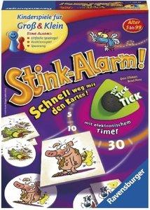 Ravensburger 22271 - Stink-Alarm!