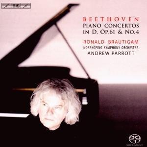 Klavierkonzerte 4 Und op.61