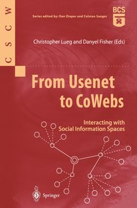 From Usenet to CoWebs