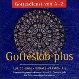 Gotteslob. Update-Version 1.5 mit Diözesananhängen. CD-ROM.Windo