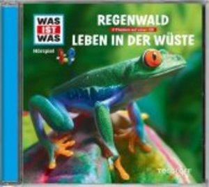Was ist was Hörspiel-CD: Der Regenwald/ Wüsten