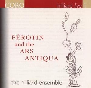 Hilliard Live 1-P?rotin und die Ars Antiqua
