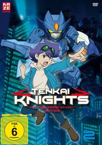 Tenkai Knights - Vol. 2