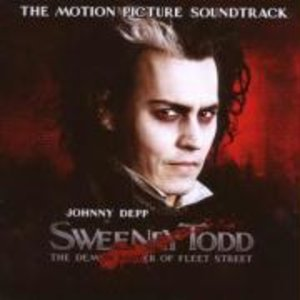 Sweeney Todd-Demon Barber Of Fleet Street