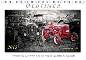 Roder, P: Oldtimer - nostalgische Traktoren und LastwagenAT-