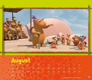 Der kleine Drache Kokosnuss 2016 Maxi Postkartenkalender
