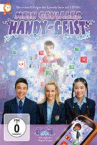 Mein Genialer Handy-Geist (Folge 1-13/2 DVD)