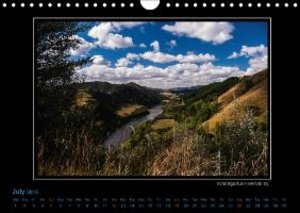 New Zealand 2015 - A bike adventure (Wall Calendar 2015 DIN A4 L
