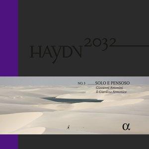 Haydn 2032 Vol.3-Solo e Pensoso (Limited Ed.)