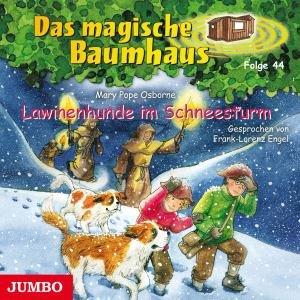 Das Magische Baumhaus 44/Lawinenhunde Im Scheestur
