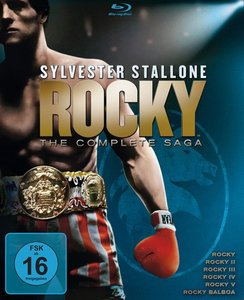 Rocky - The Complete Saga