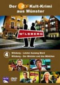 Wilsberg 4. DVD-Video