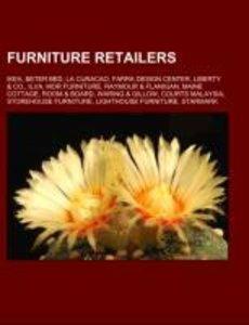 Furniture retailers
