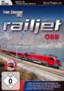 ÖBB Railjet - Railworks 4 (Addon für Train Sim 2013)