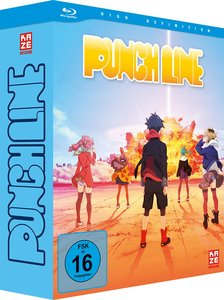 Punch Line - Blu-ray 1 + Sammelschuber [Limited Edition]
