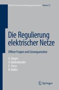 Die Regulierung elektrischer Netze