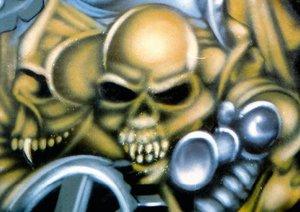 Graffiti - Kunst aus der Dose III (Posterbuch DIN A3 quer)