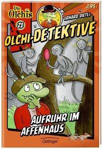 Olchi-Detektive 21. Aufruhr im Affenhaus