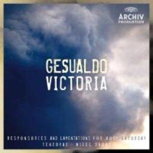 Gesualdo,Victoria