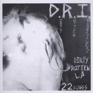 Dirty Rotten LP On CD