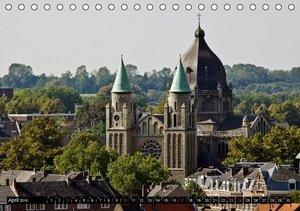 Maastricht - Stadtbummel (Tischkalender 2016 DIN A5 quer)