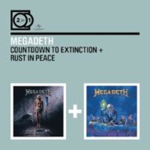 2 For 1: Countdown To Extinction/Rust In Peace